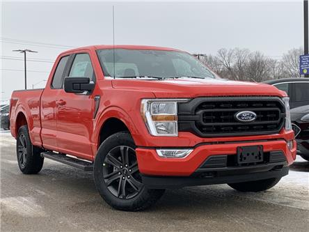 2021 Ford F-150 XLT (Stk: 021T60) in Midland - Image 1 of 20