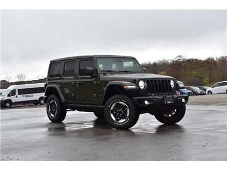 2021 Jeep Wrangler Unlimited Rubicon (Stk: 21045D) in London - Image 1 of 22