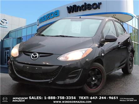 2014 Mazda Mazda2 GX (Stk: TR80351) in Windsor - Image 1 of 21