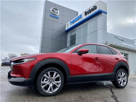 2021 Mazda CX-30 GS (Stk: T2112) in Woodstock - Image 1 of 21