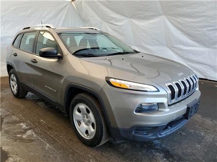 2017 Jeep Cherokee Sport (Stk: 1714171) in Thunder Bay - Image 1 of 16