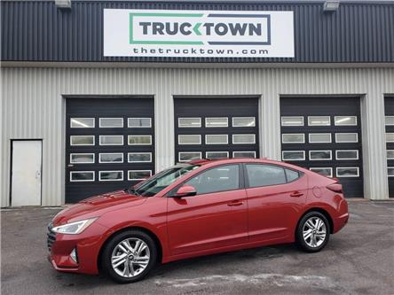 2020 Hyundai Elantra Preferred w/Sun & Safety Package (Stk: T0109) in Smiths Falls - Image 1 of 22