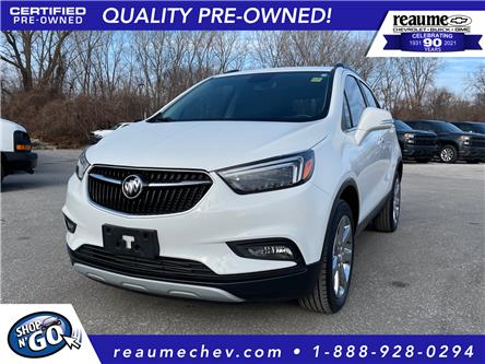 2017 Buick Encore Essence (Stk: L-4463) in LaSalle - Image 1 of 26