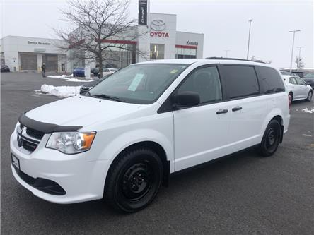 2018 Dodge Grand Caravan CVP/SXT (Stk: 90830A) in Ottawa - Image 1 of 16