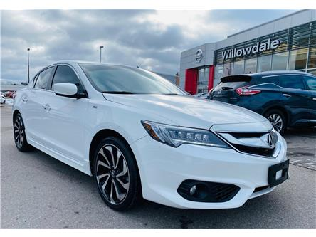 2017 Acura ILX A-Spec (Stk: N1487A) in Thornhill - Image 1 of 22