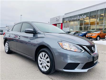 2019 Nissan Sentra 1.8 SV (Stk: C35714) in Thornhill - Image 1 of 21