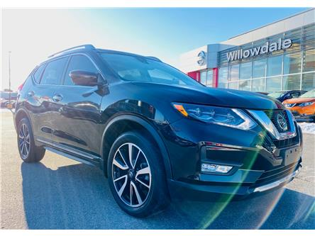 2017 Nissan Rogue SL Platinum (Stk: C35704) in Thornhill - Image 1 of 20