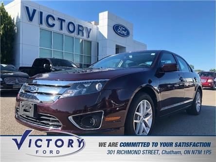 2011 Ford Fusion SEL (Stk: V19281A) in Chatham - Image 1 of 19