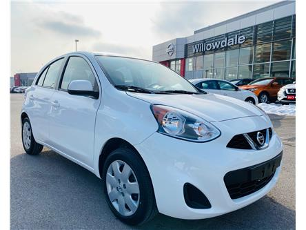 2019 Nissan Micra SV (Stk: N1446B) in Thornhill - Image 1 of 18