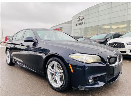 2016 BMW 528i xDrive (Stk: U16754A) in Thornhill - Image 1 of 23