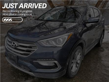 2017 Hyundai Santa Fe Sport 2.0T Limited (Stk: H29675A) in North Cranbrook - Image 1 of 2
