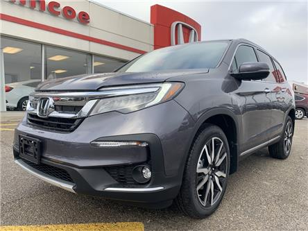 2021 Honda Pilot Touring 8P (Stk: 21050) in Simcoe - Image 1 of 23
