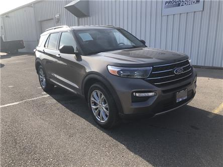 2021 Ford Explorer XLT (Stk: MGA34571) in Wallaceburg - Image 1 of 15