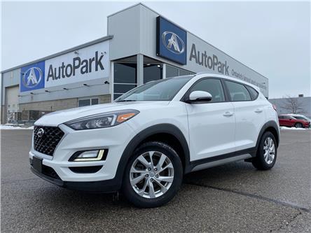 2019 Hyundai Tucson Preferred (Stk: 19-02534RJB) in Barrie - Image 1 of 25