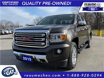 2019 GMC Canyon SLT (Stk: L-4459) in LaSalle - Image 1 of 27