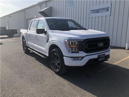 2021 Ford F-150 XLT (Stk: MFA18693) in Wallaceburg - Image 1 of 15