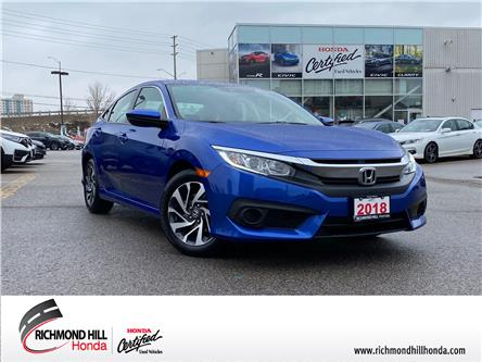 2018 Honda Civic SE (Stk: 203350P) in Richmond Hill - Image 1 of 20
