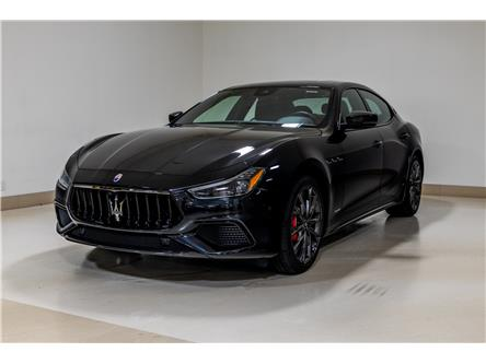 2021 Maserati Ghibli S Q4 GranSport (Stk: 1028MC) in Calgary - Image 1 of 23