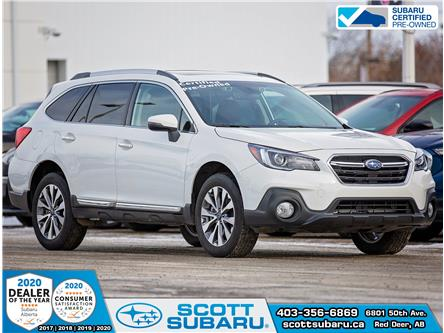 2019 Subaru Outback 3.6R Premier EyeSight Package (Stk: SS0421) in Red Deer - Image 1 of 21