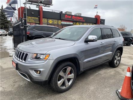 2015 Jeep Grand Cherokee Limited (Stk: 224148) in Toronto - Image 1 of 23