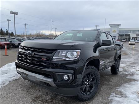 2021 Chevrolet Colorado Z71 (Stk: M1185640) in Calgary - Image 1 of 28