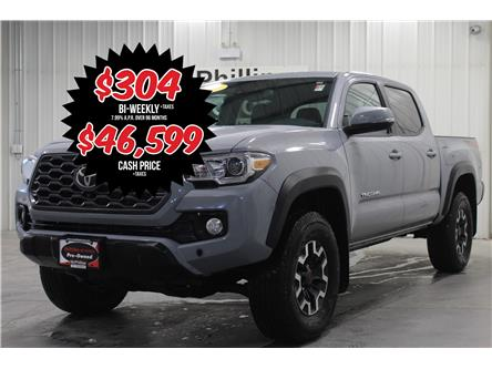 2020 Toyota Tacoma Base (Stk: B10961) in Winnipeg - Image 1 of 23