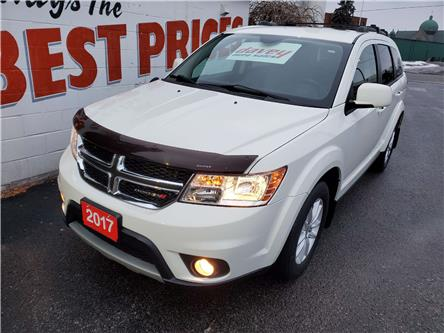 2017 Dodge Journey SXT (Stk: 21-006) in Oshawa - Image 1 of 14