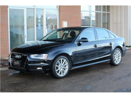 2015 Audi A4 2.0T Progressiv plus (Stk: 023408) in Saskatoon - Image 1 of 27