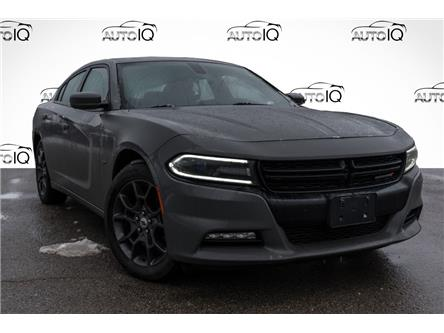 2018 Dodge Charger GT (Stk: 34492BUR) in Barrie - Image 1 of 9