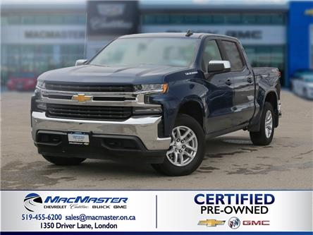 2019 Chevrolet Silverado 1500 LT (Stk: 201078PA) in London - Image 1 of 10