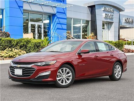 2021 Chevrolet Malibu LT (Stk: M059242) in Scarborough - Image 1 of 10