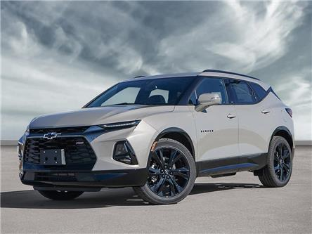 2021 Chevrolet Blazer RS (Stk: GH210032) in Mississauga - Image 1 of 19