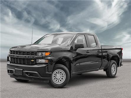 2021 Chevrolet Silverado 1500 Work Truck (Stk: GH210402) in Mississauga - Image 1 of 17