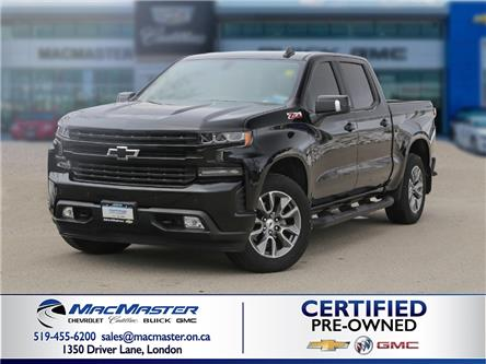 2019 Chevrolet Silverado 1500 RST (Stk: 210185PA) in London - Image 1 of 17