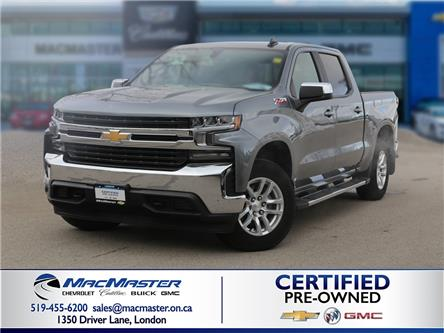 2019 Chevrolet Silverado 1500 LT (Stk: 201077A) in London - Image 1 of 10