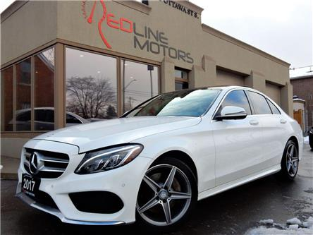 2017 Mercedes-Benz C-Class Base (Stk: 55SWF4) in Kitchener - Image 1 of 24