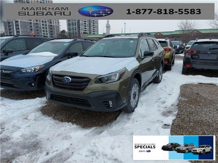 2021 Subaru Outback Outdoor XT (Stk: M-9922) in Markham - Image 1 of 2