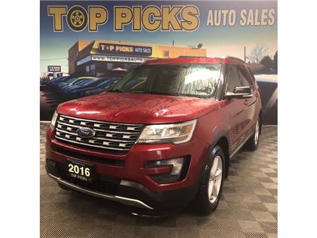 2016 Ford Explorer XLT (Stk: A80606) in NORTH BAY - Image 1 of 30