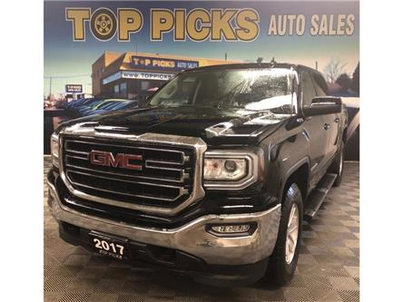 2017 GMC Sierra 1500 SLE (Stk: 372066) in NORTH BAY - Image 1 of 29