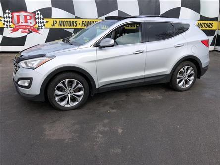 2013 Hyundai Santa Fe Sport SE (Stk: 49366) in Burlington - Image 1 of 25