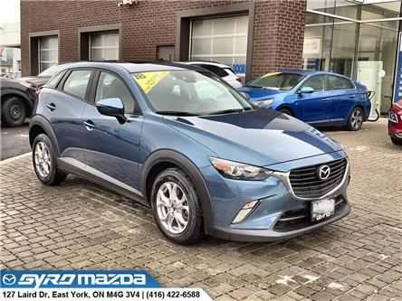 2018 Mazda CX-3 GS (Stk: 30562) in East York - Image 1 of 30