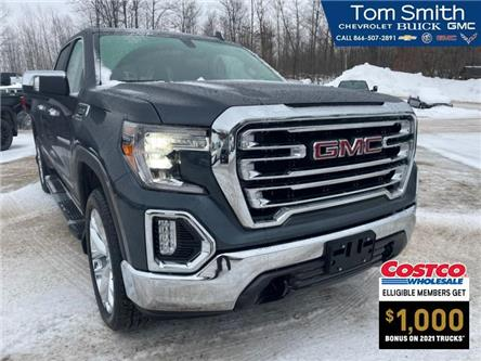 2021 GMC Sierra 1500 SLT (Stk: 210224) in Midland - Image 1 of 10