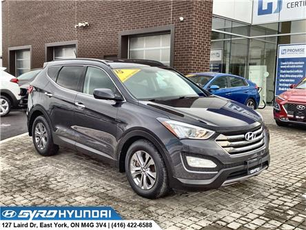 2015 Hyundai Santa Fe Sport 2.4 Premium (Stk: H6155A) in Toronto - Image 1 of 27