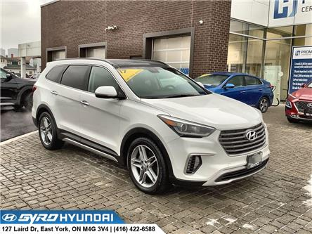 2017 Hyundai Santa Fe XL Limited (Stk: H6343A) in Toronto - Image 1 of 32