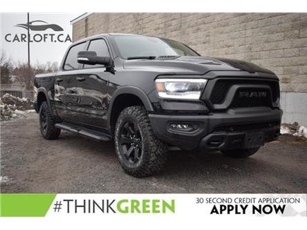 2021 RAM 1500 Rebel (Stk: DP4144) in Kingston - Image 1 of 27