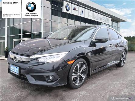 2017 Honda Civic Touring (Stk: BC0024) in Sudbury - Image 1 of 25