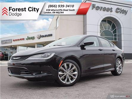2015 Chrysler 200 S (Stk: DT0066A) in Sudbury - Image 1 of 29