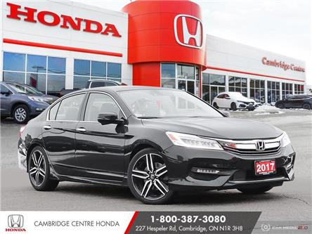 2017 Honda Accord Touring (Stk: 21351A) in Cambridge - Image 1 of 27