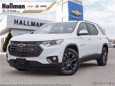 2021 Chevrolet Traverse RS (Stk: 21156) in Hanover - Image 1 of 23
