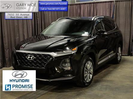 2020 Hyundai Santa Fe 2.4L Preferred AWD (Stk: HP8524) in Red Deer - Image 1 of 23